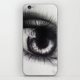 Eye Sketch 1  iPhone Skin