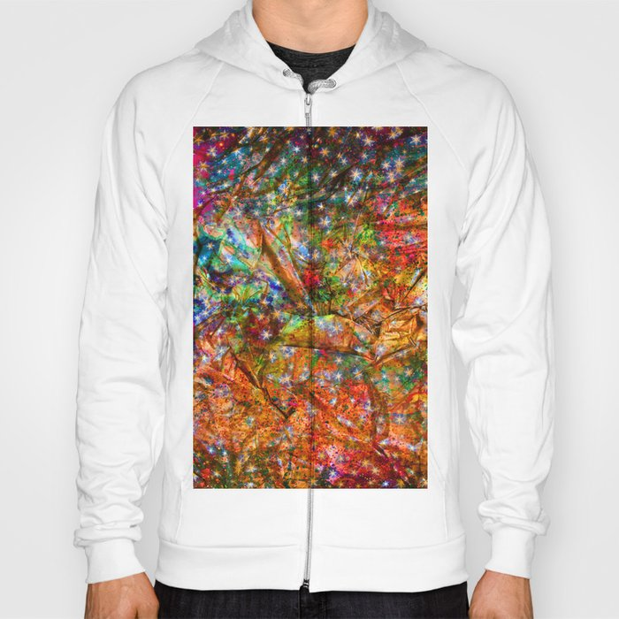 gift wrapping paper Hoody