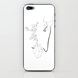 MACHINE iPhone Skin