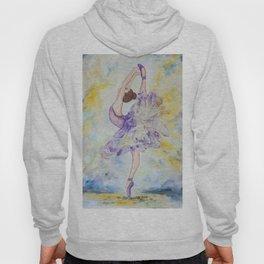 Crystal Ballerina Hoody