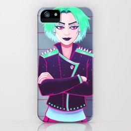 Verde iPhone Case