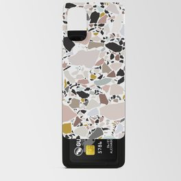 Terrazzo Pattern II. Android Card Case