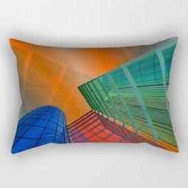 citylines -3- Rectangular Pillow