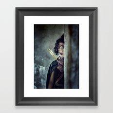 Bellona III Framed Art Print