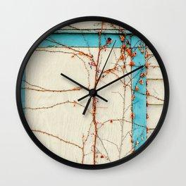 Chicago Vine Wall Clock