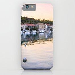 Vela Luka iPhone Case