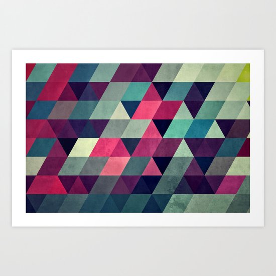 kyld•wyr Art Print