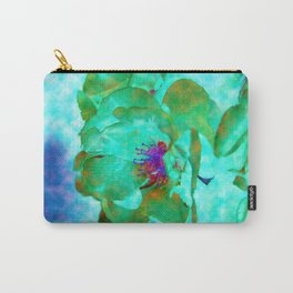 Different Colored Rose Carry-All Pouch