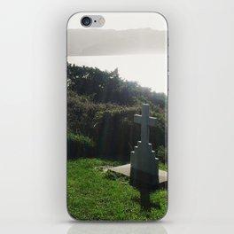 A Restful Spot iPhone Skin