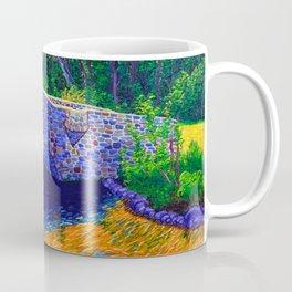 Bridge at Treweryn Farm Trail Coffee Mug