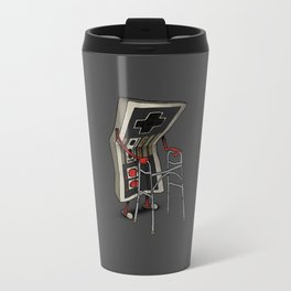 Old Gamer Travel Mug