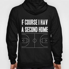 Basketball Shirt I Sport Streetball Hoop Dunk Hoody