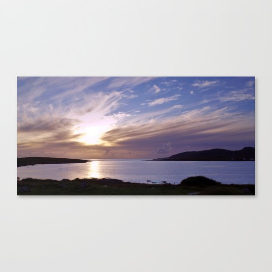 Trawenagh Bay 2 Canvas Print