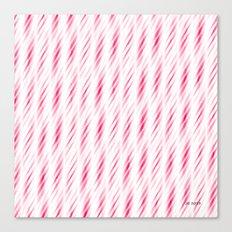 My Pink Design Canvas Print