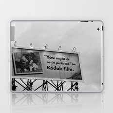 You Ought To Be In Pictures Laptop & iPad Skin