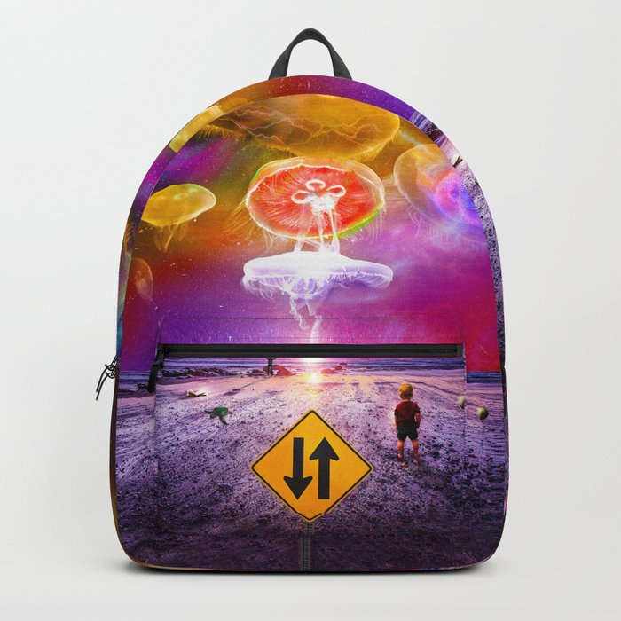 The Day of the Jellies Backpack