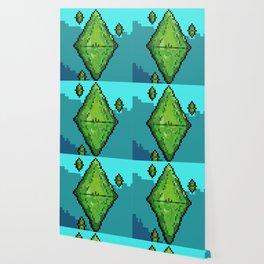 Sims Plumbob Wallpaper