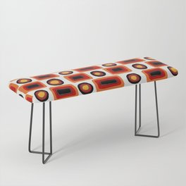 1970s africolor Bench