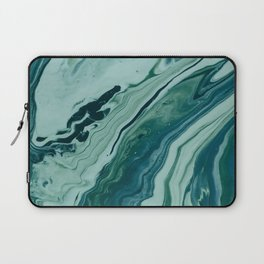Blue Planet Marble Laptop Sleeve