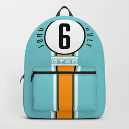 Ford Gulf design Backpack