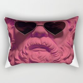 Lovely Socrates Rectangular Pillow