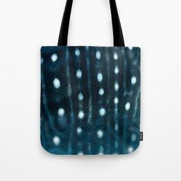 Whale skin Tote Bag