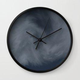 Storm Front (Cloud series #5) Wall Clock