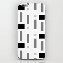 Pattern of Squares iPhone Skin