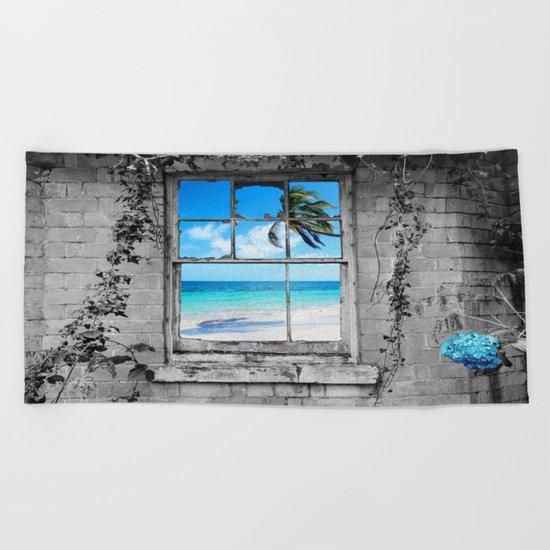 POLARITY Beach Towel