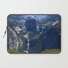 Vernal Falls And Nevada Falls Laptop Sleeve