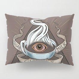 The Coffee Trinity Pillow Sham