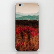 Field of Flowers iPhone & iPod Skin