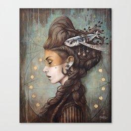 Naya Canvas Print