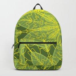 Heart Chakra Mandala Backpack