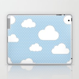 Cloud Cute Laptop & iPad Skin