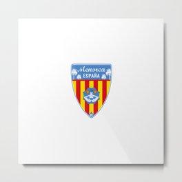 Menorca Spain Metal Print