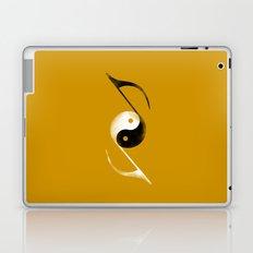 balance music Laptop & iPad Skin