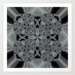 BugEye-32 Art Print