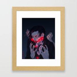Claude Faustus: Forsaken Framed Art Print