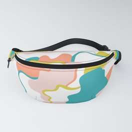 gemma, abstract pattern Fanny Pack