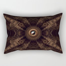 Down to the Core Rectangular Pillow
