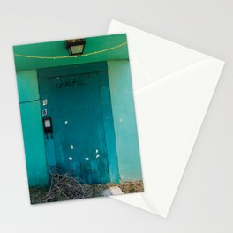 Is that a door or another dead end? Stationery Cards