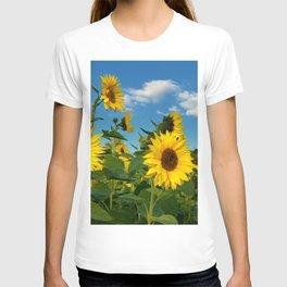 Sunflowers 11 T-shirt