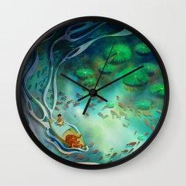 Life of Pi Wall Clock