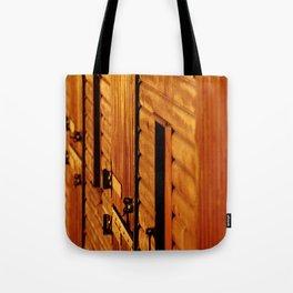 Stable Doors Tote Bag
