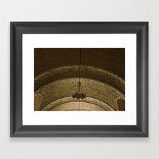 Ellis Island Framed Art Print