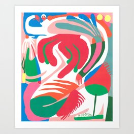 A Second Wind Art Print