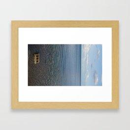 Cinderblock 2 Framed Art Print