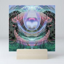 Magnetism Mini Art Print