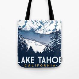 lake tahoe california Tote Bag